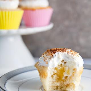 Lemon S'mores Cupcakes.