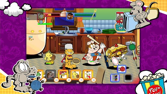 Garfield's Defense - screenshot thumbnail