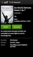 Screenshot of Optik™ on the go