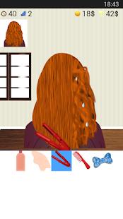 理髮店遊戲