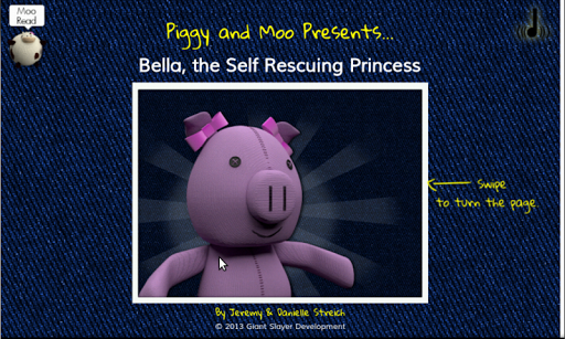 The Self Rescuing Princess