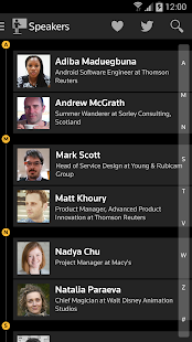Thomson Reuters Convene - screenshot thumbnail