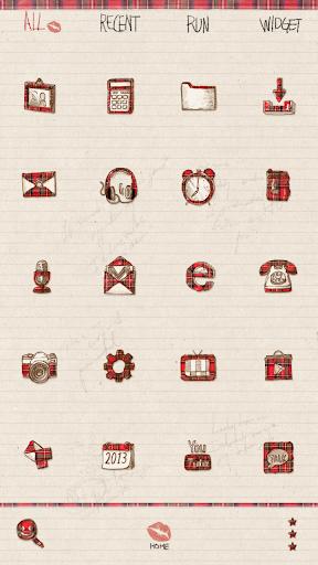 【免費個人化App】UrbanChic dodol launcher theme-APP點子