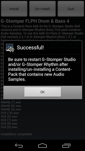 G-Stomper FLPH Drum & Bass 4 screenshot 5