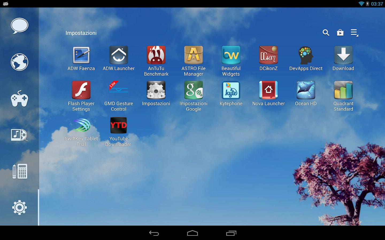 Smart Launcher Pro - screenshot