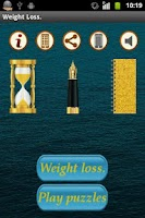 Screenshot of Easy Weight Loss
