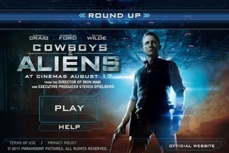 Cowboys & Aliens Round Up- screenshot thumbnail