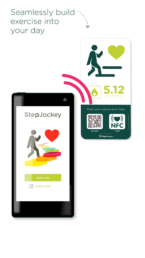 StepJockey - screenshot