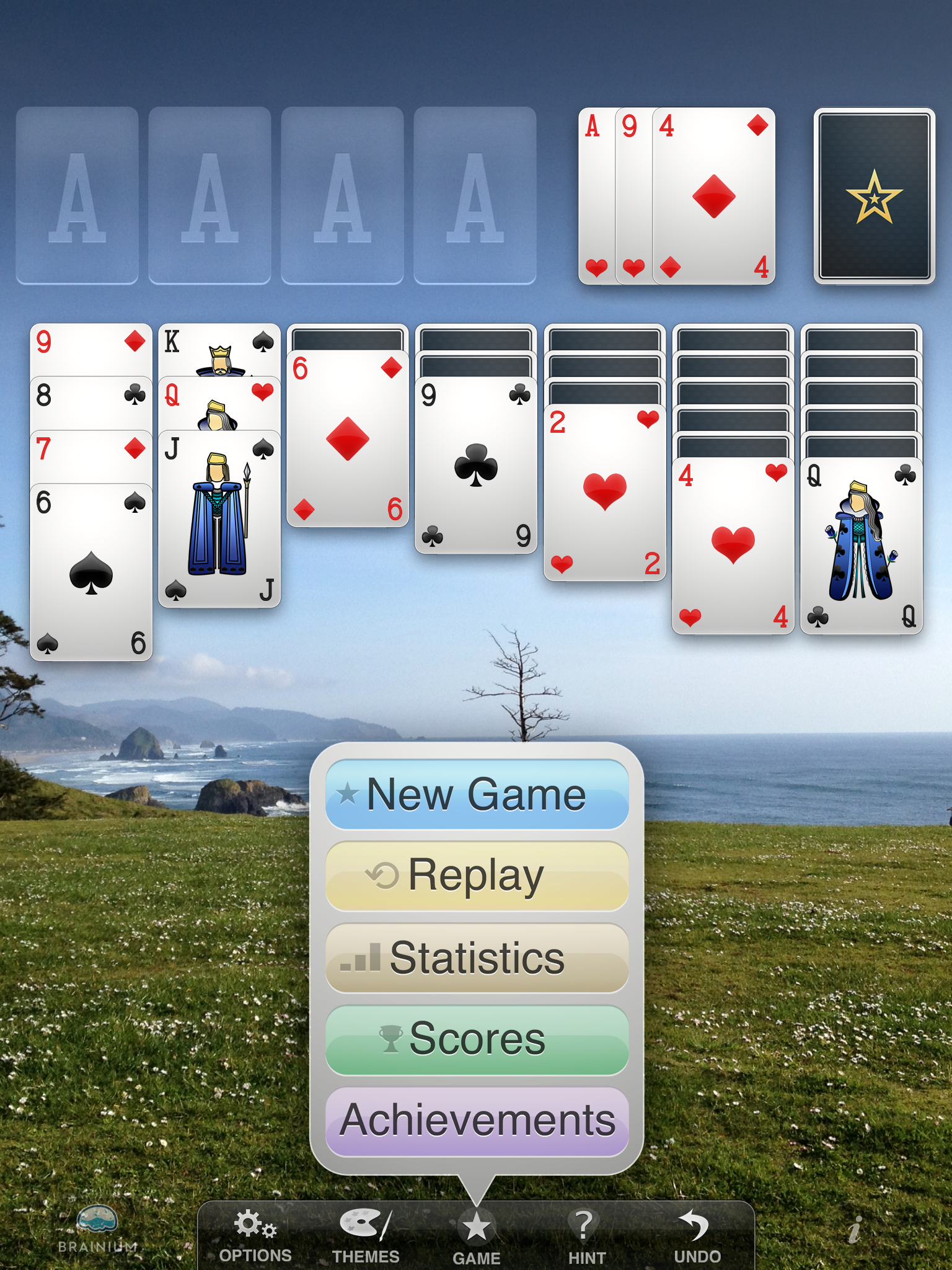 Solitaire screenshot #13