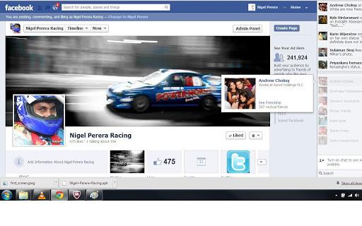 Nigel Perera Racing