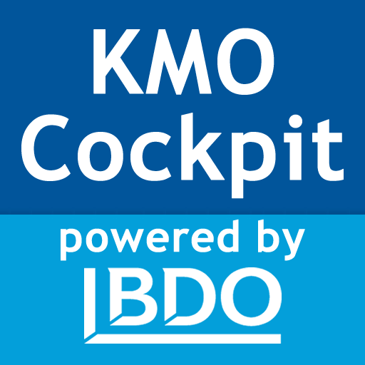 KMO Cockpit LOGO-APP點子