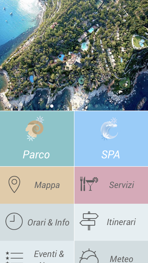 Arbatax Park Resort & Spa- screenshot