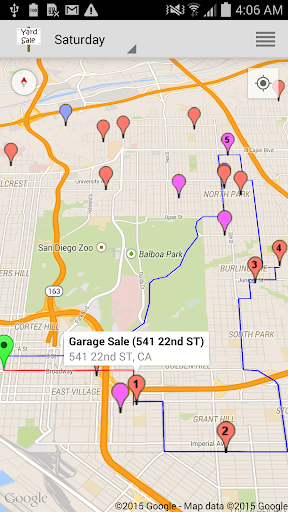 Yard Sale Treasure Map Apps On Google Play