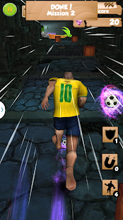AntiBall™ Football Run screenshot