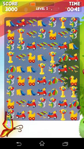 Baby Toy Crush Game