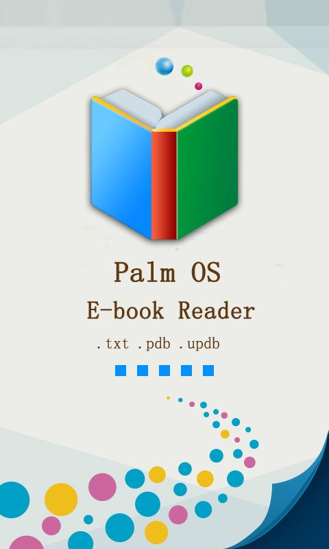 PDB Book Reader- screenshot