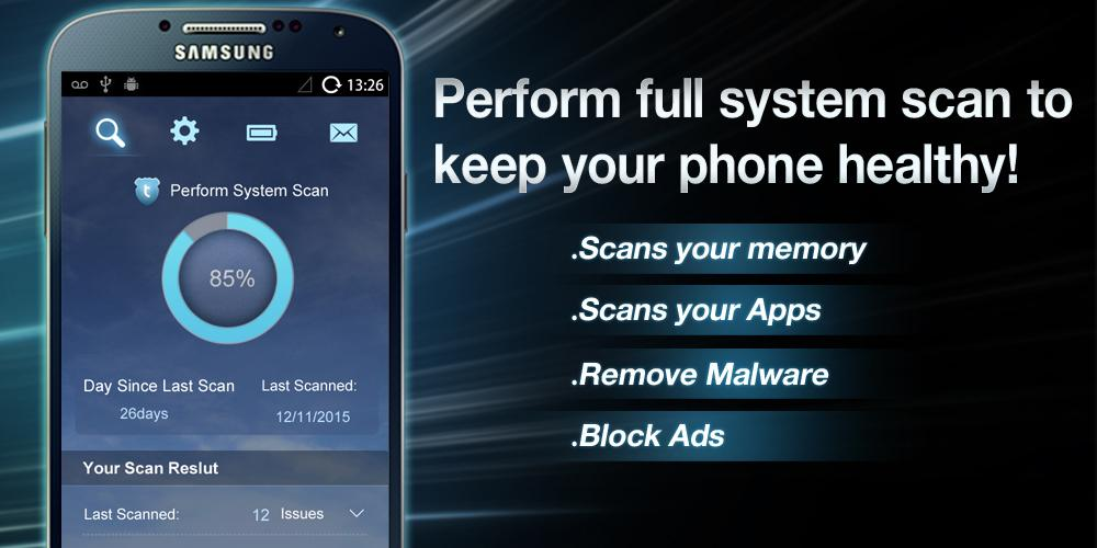 Mobile Security & Anti Virus - screenshot