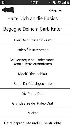 Die Paleo Diät