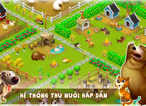 Farmery - Game Nong Trai  screenshots 9