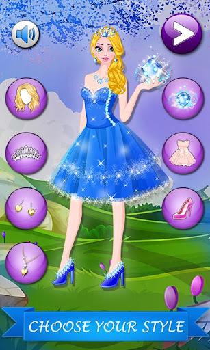【免費家庭片App】Frozen Heart: Princess Dresses-APP點子