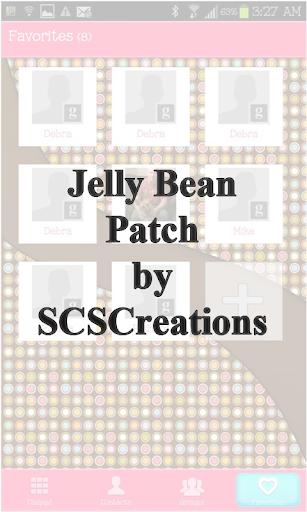 【免費個人化App】JB PATCH|RetroBubbles-APP點子