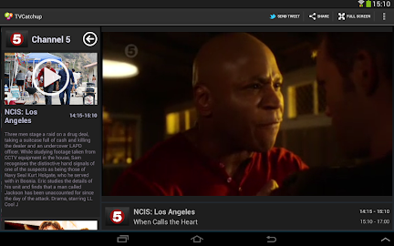 TVCatchup Screenshot 2