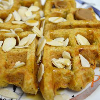 Vegan Banana-kin Waffles