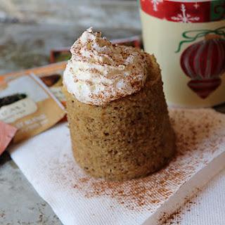 Chai Spice Mug Cake