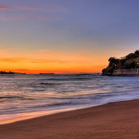 St. Jean de Luz - France by Marcel de Groot - Landscapes Beaches ( landscape, beach )