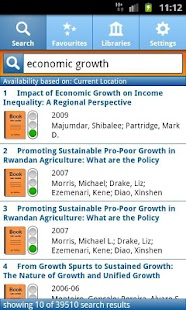 EconBiz - screenshot thumbnail