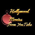 Hollywood Movies From YouTube icon
