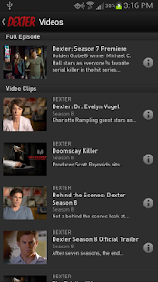 Dexter- screenshot thumbnail