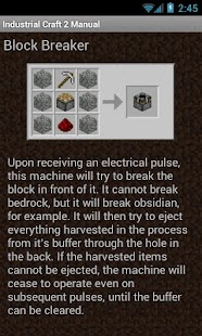Tekkit Manual- screenshot thumbnail