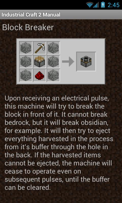 Tekkit Manual- screenshot