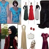Arabian dresses models 2015