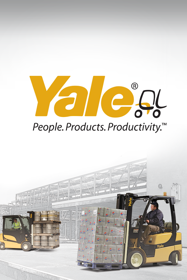 Yale Lift Trucks North America - screenshot