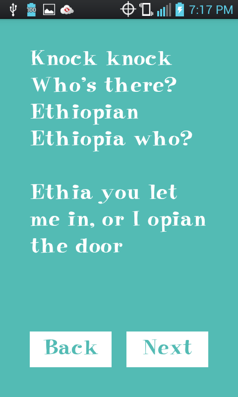 Hilarious knock knock jokes everyone can appreciate