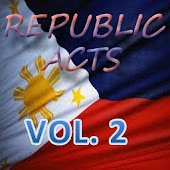 Philippine Laws - Vol. 2