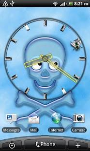 瘋狂骷髏時鐘