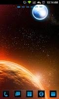 Screenshot of Galactic Synergy LWP Free