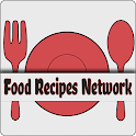 Food Recipes Network icon