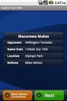 Screenshot of i-Coach Rugby