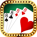 Crazy Eights: Jeu de cartes icon