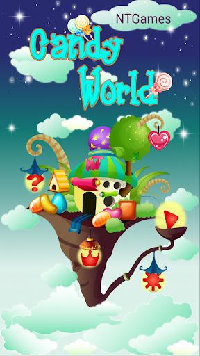 Candy World HD