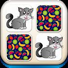 Juegos Memoria Niños Animales icon