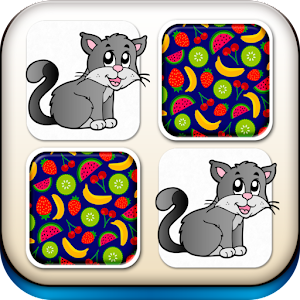 Animals Memory Game For Kids for PC and MAC