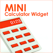 MINI Calculator Widget