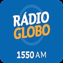 Rádio Globo AM 1550 icon