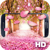 Sakura Live Wallpaper