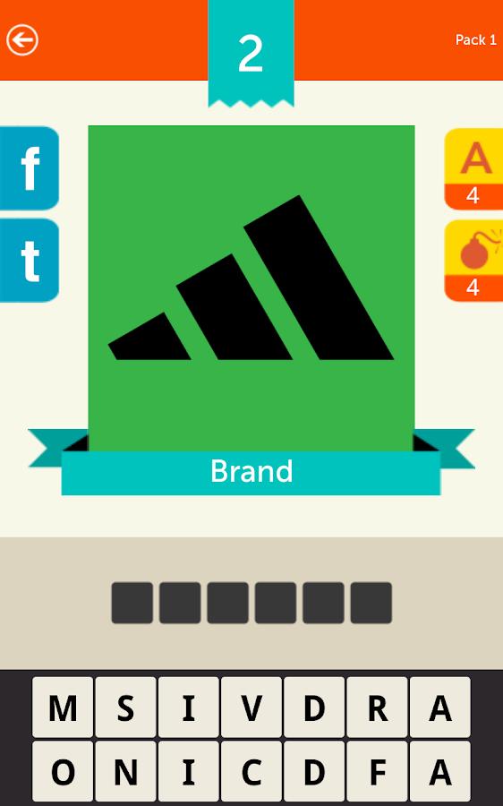 Guess the Shadow! ~ Logo Quiz - screenshot